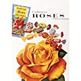 Cadbury's Roses Chocolates Postcard