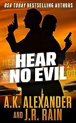 Hear No Evil (The PSI Trilogy Book 1)