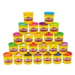 Play-Doh 24-Pack of Colors (Frustrati...