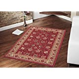 Amazon Com Traditional Area Rug Home Dynamix Royalty 3 7