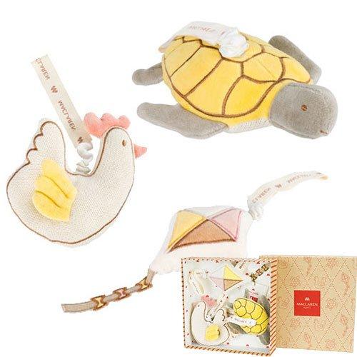 MacLaren Organic Toy Gift Set