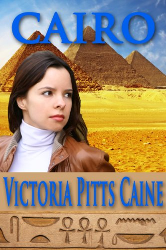 Book: Cairo by Victoria Pitts Caine