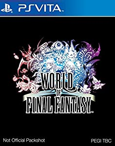 World of Final Fantasy (Playstation Vita) from Square Enix