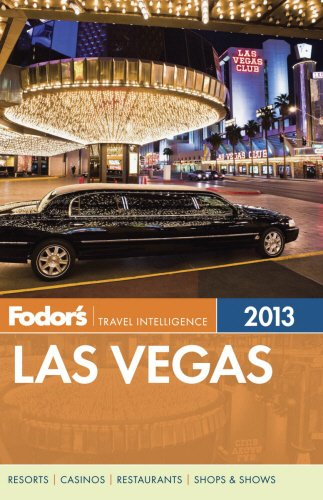 Fodor's Las Vegas 2013 (Full-color Travel Guide)