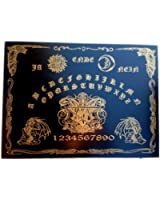 Witchboard - planche Ouija - Fabrication artisanale - Motifs gothiques - 58 x 43 cm