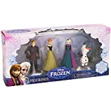 Frozen - Pack 4 figuras (Comansi CLR369)