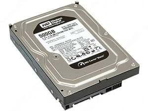 Western Digital 500 GB WD Black SATA III 7200 RPM 32 MB Cache Bulk/OEM Desktop Hard Drive