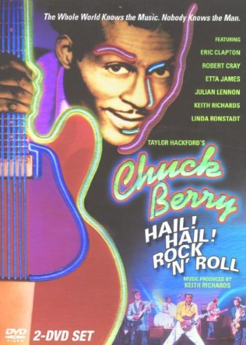 Chuck Berry - Hail Hail Rock n Roll 2 DVDs NTSC
