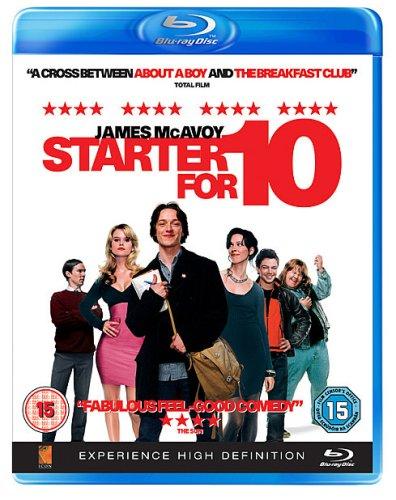 Starter For 10[Region-Free][UK-Import][Blu-Ray]