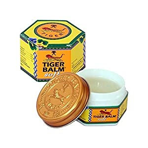 Tiger Balm Muscles Herbal Ointment Pain Relief 30G