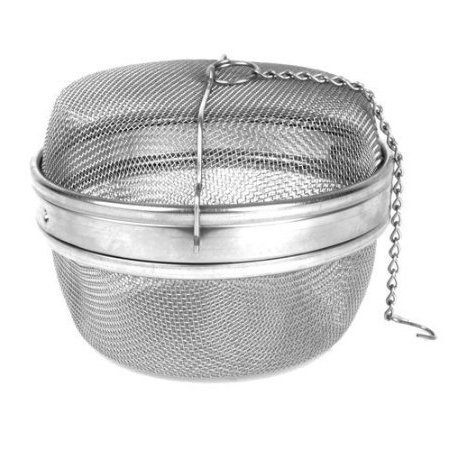 Happy Sales Spice Ball Herb Infuser Extra Large 4.5