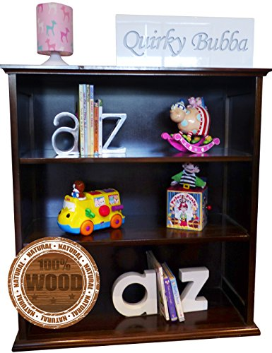 Designer Mini Bookshelf (walnut) (Pyramid Glass Display Case compare prices)