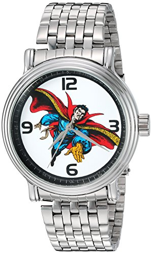 Marvel Dr.Strange Stainless Steel Watch