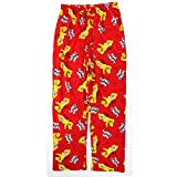 The Simpsons Homer Mens Cotton Pajama Pants