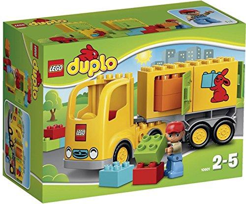 Lego Duplo Ville - 10601 - Jeu De Construction - Le Camion