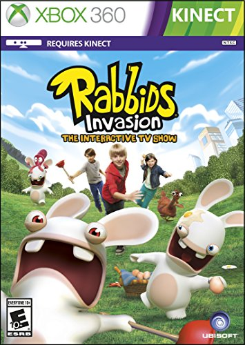 Rabbids Invasion - 1