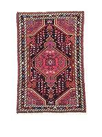 Eden Alfombra Tuyserkan Rojo/Multicolor 84 x 128 cm