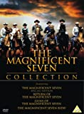 The Magnificent Seven Western Collection (4 Disc Box Set) [Import anglais]