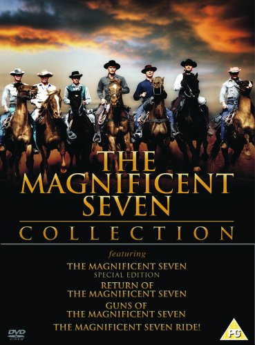 The Magnificent Seven Collection [DVD]