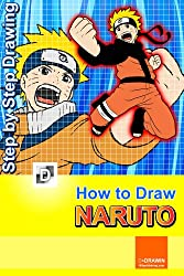 How To Draw Naruto - Step-By-Step Drawing Lessons for Children