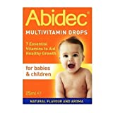 HayMax Abidec Children's Multivitamin Supplement Drops 25ml