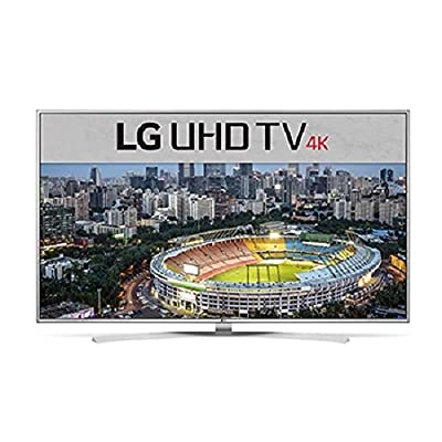 LG 60UH770T 152.4 cm (60 inches) 4K Ultra Smart HD LED IPS TV (Black)