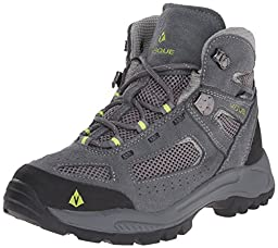 Vasque Breeze Waterproof 2.0 Hiking Boot (Toddler/Little Kid/Big Kid),Castlerock/Tender Shoots,10 M US Toddler