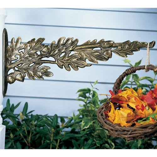 Oakleaf Nature Hook Finish: French Bronze