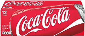 Coca-Cola Can (12 Count, 12 Fl Oz Each)
