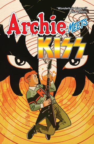 Archie Meets KISS: Collector's Edition