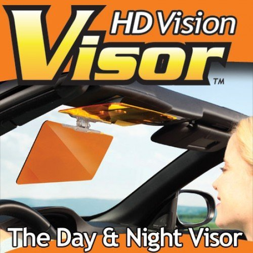 HD Vision Visor - The Day and Night Visor for