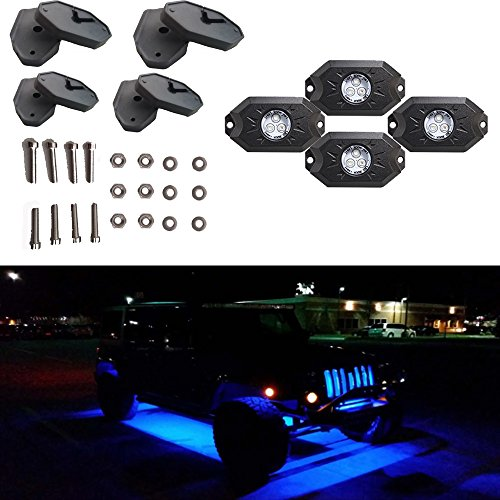 led-rock-light-with-4-pods-lights-bluetooth-rgb-controller-under-vehicle-cars-interior-and-exterior-