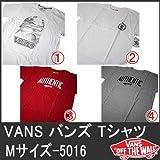 (バンズ)VANS 半袖T Mサイズ-E 5016