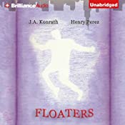 Floaters: Three Short Stories | [J. A. Konrath, Henry Perez]