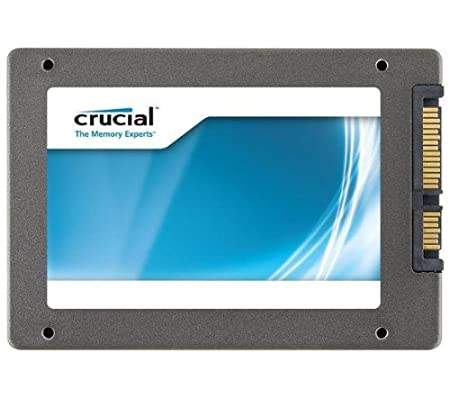 Crucial 256GB Crucial m4 SSD 2.5 SATA 6Gb/s Solid-State Drive