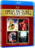 The Best Picture Collection (Chicago / The English Patient / The King's Speech / Shakespeare in Love) [Blu-ray] (Bilingual)