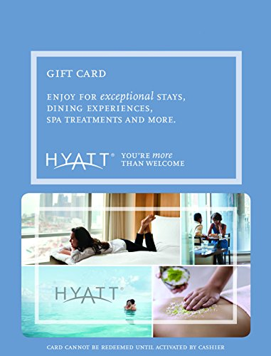 Hyatt $100 Gift Card (Hotels Gift compare prices)