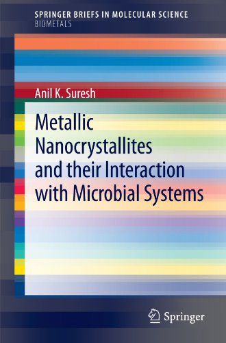 Metallic Nanocrystallites And Their Interaction With Microbial Systems (Springerbriefs In Molecular Science: Biometals)