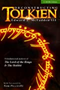 Deconstructing Tolkien: A Fundamental Analysis of The Lord of the Rings and The Hobbit by Jane Yolen, Edward J. McFadden III cover image