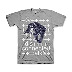 Watch Dogs - Monkey - Official Mens T Shirt
