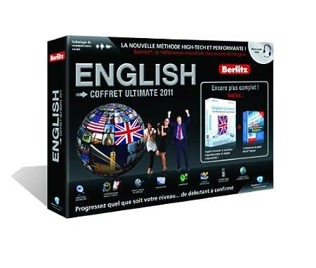 Berlitz English Coffret Ultimate 2011