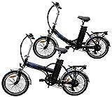 Ein Paar (2 Stk.) 20 Zoll SWEMO Alu Klapp E-Bike / Pedelec...