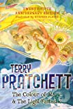 Terry Pratchett The Colour of Magic & The Light Fantastic