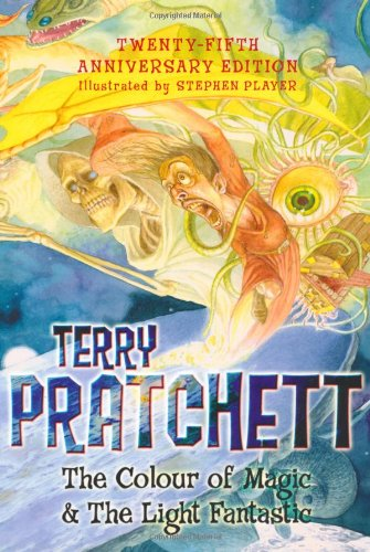 The Color of Magic by Terry Pratchett | Teen Ink