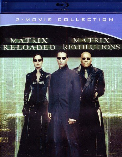 Blu-ray : The Matrix Reloaded / The Matrix Revolutions (Dolby, AC-3, True-Hd)