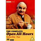 The Complete Open All Hours - Series One-Four [1976]by Ronnie Barker