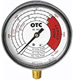 OTC (9651) Pressure and Tonnage Gauge with 4-Scales