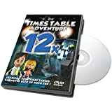 Times Table Adventure 12X Table : The Final Encounter [DVD]