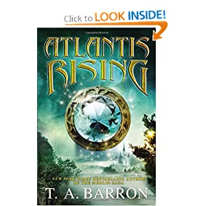 Atlantis Rising by Thomas A. Barron