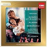 echange, troc  - Gounod : Roméo et Juliette (plus beaux extraits)
